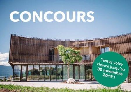 Concours La Pierre Blanche jusqu'au 30.11.2019